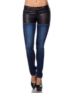 Zugeschnürt Shop - Jeanshose  – Bild $_i