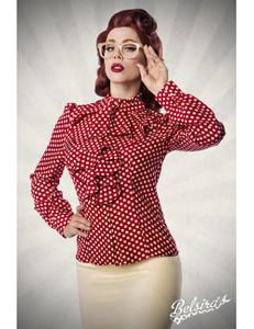 Belsira - Rüschen Bluse – Bild $_i