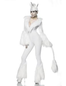 Mask Paradise - Einhornkostüm: White Unicorn  – Bild $_i