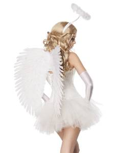Mask Paradise - Engelskostüm: White Angel  – Bild $_i