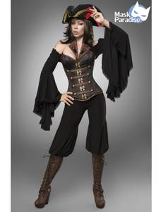 Mask Paradise - Piratenkostüm: Female Pirate  – Bild $_i