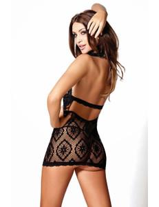 Hamana - Netz-Kleid Rio H010745M schwarz – Bild $_i