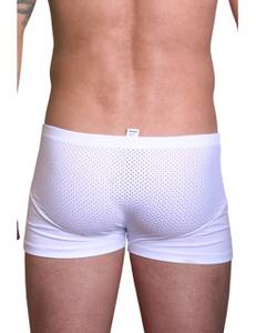 LOOK ME - Herren Boxer the Shadow LM36-67WHT weiß – Bild $_i