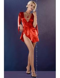 MeSeduce - Morgenmantel Florence MS450206M rot – Bild $_i