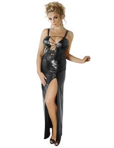 Andalea - Wetlook-Kleid M/1072 AN530527M schwarz – Bild $_i