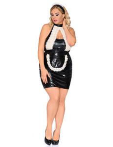 Andalea - Kellnerin Outfit Z/5010 AN531904M schwarz/ecru – Bild $_i