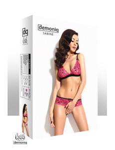 Demoniq - ouvert Set Sabine DE872762M pink – Bild $_i