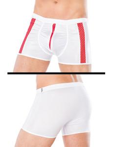 Andalea - Boxershort MC/9056 AMC538894M weiß/rot