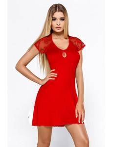 Hamana - Nachtkleid Hillary H181275M rot – Bild $_i