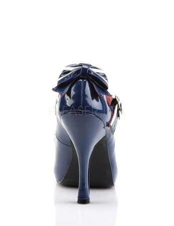 "FUNTASMA - High Heels ""ANCHOR-22""  blau – Bild 4"