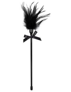 Bad Kitty - Feder schwarz schwarz