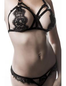 Grey Velvet - 2-teiliges Erotikset – Bild $_i