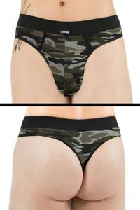 LOOK ME - String Military 58-57 camouflage