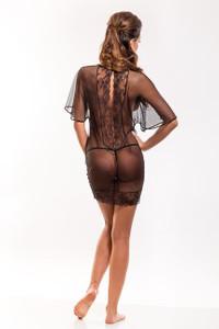 Hamana - Nachtkleid Jessy schwarz – Bild $_i