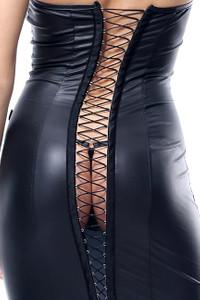 Demoniq - Kleid Ellen DE739278M schwarz – Bild $_i