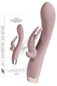 HOT FANTASY Felicity Layne Vibrator rosé – Bild $_i