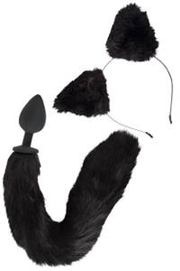 Bad Kitty Pet Play Plug & Ears – Bild $_i