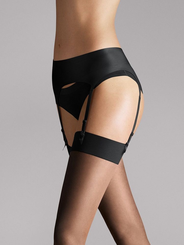 Wolford Satin Stocking Belt, Strapsgürtel, Strumpfgürtel