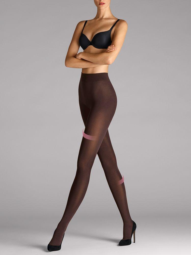Wolford Velvet 66 Leg Support Tights, blickdichte Stützstrumpfhose – Bild 4