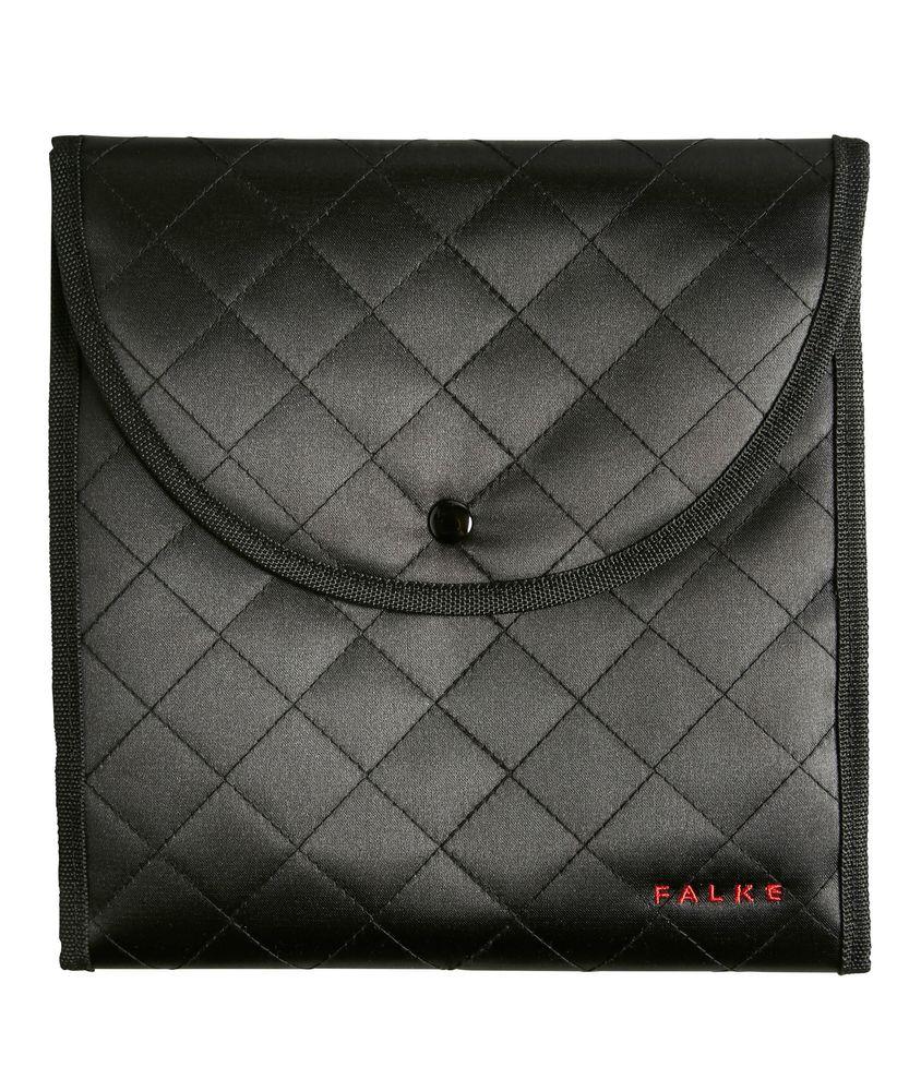 FALKE Strumpftasche, Hosiery Bag, 8 Fächer, schwarz