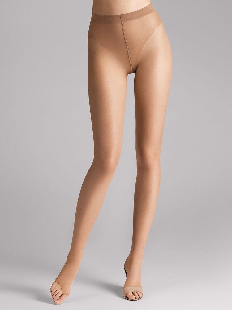 Wolford Luxe 9, toeless Tights, Strumpfhose zehenfrei – Bild 1