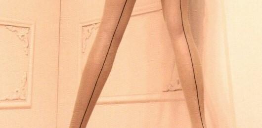 Trasparenze Pennac Strapsstrümpfe, Strümpfe zum Einhängen mit Naht – Bild 2