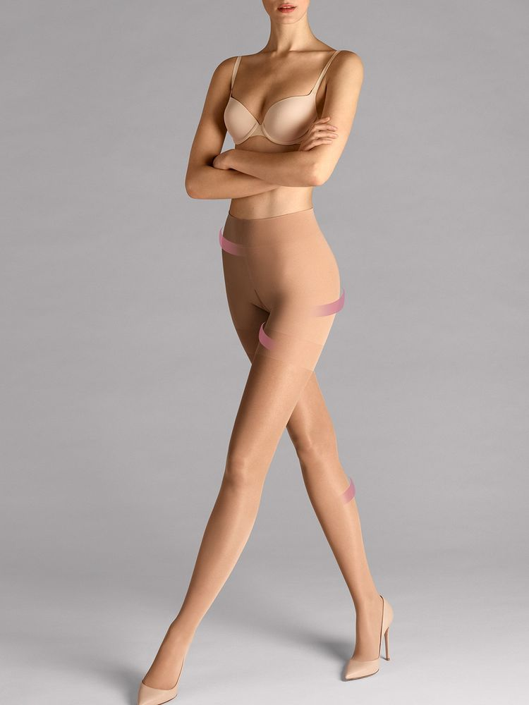Wolford Pure 30, Complete Support Tights, Stützstrumpfhose