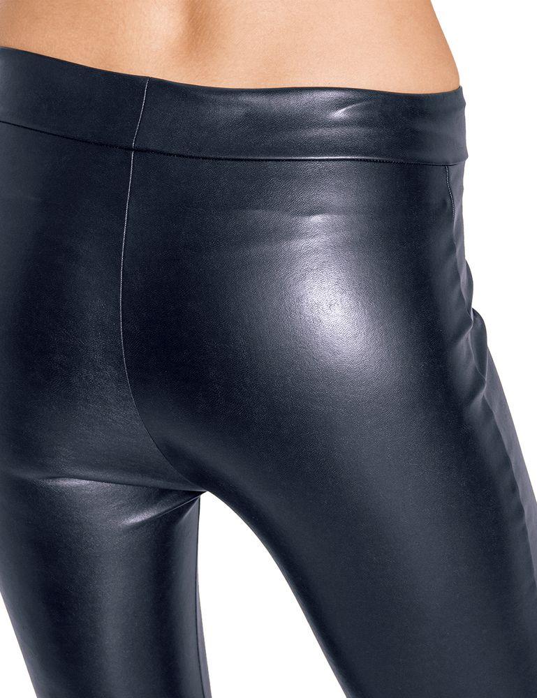 Wolford ESTELLA Leggings, Hose, Leggings in Lederoptik – Bild 2