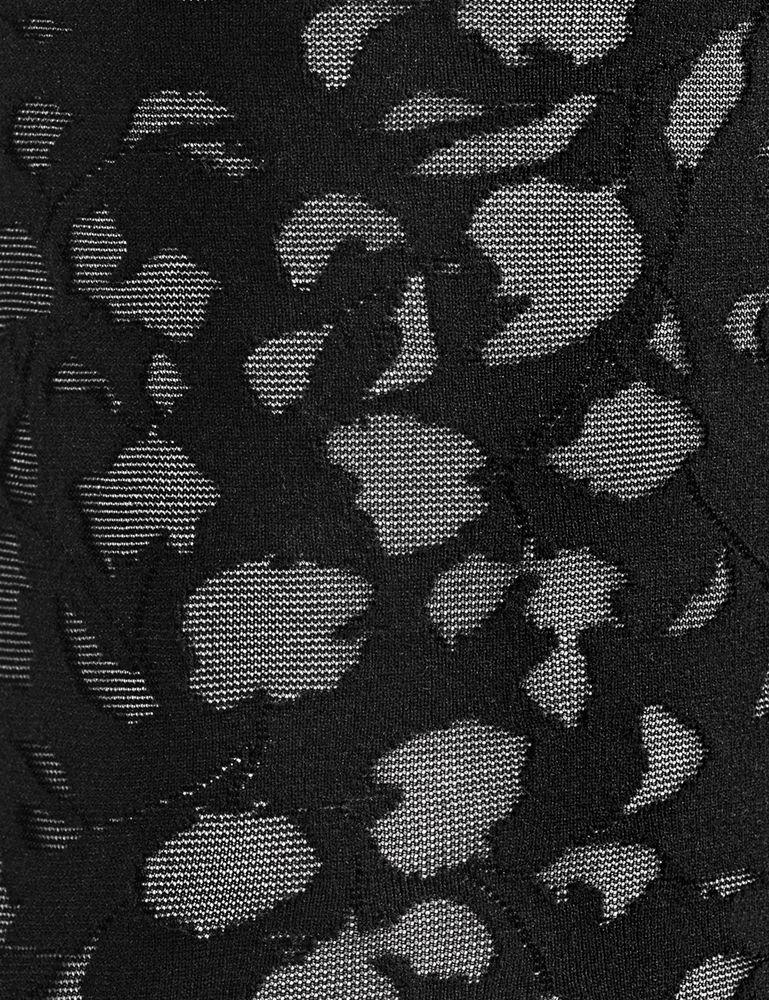 Wolford Amelia Socks, fein gemusterte Damensocken mit Band – Bild 4