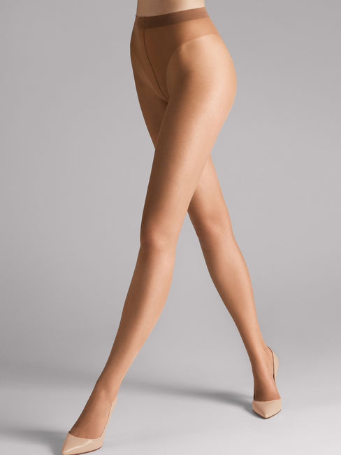 Wolford Tights Luxe 9, 9 DEN Strumpfhose transparent, beinahe unsichtbar – Bild 5