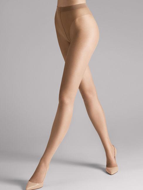 Wolford Tights Luxe 9, 9 DEN Strumpfhose transparent, beinahe unsichtbar – Bild 4