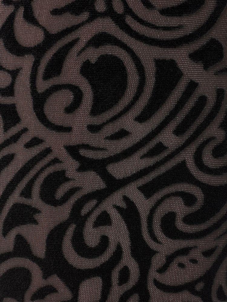 Wolford Ada Leggings Leggings mit Samt-Ornamenten schwarz – Bild 2