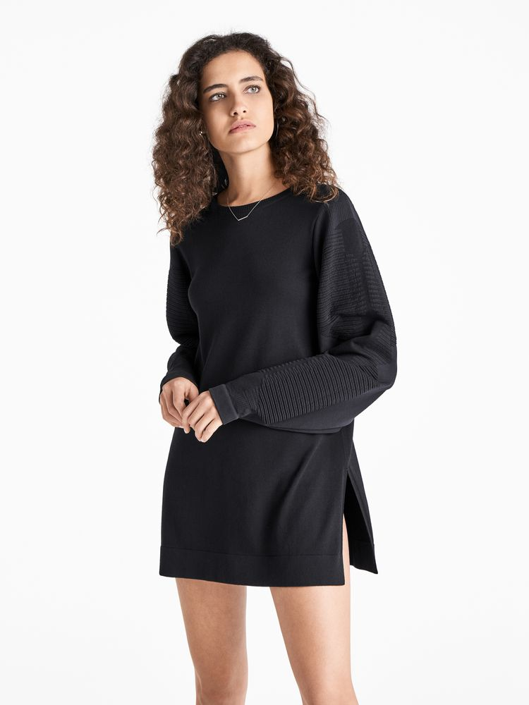 Wolford Trinity Knit Pullover Long-Pullover  – Bild 1