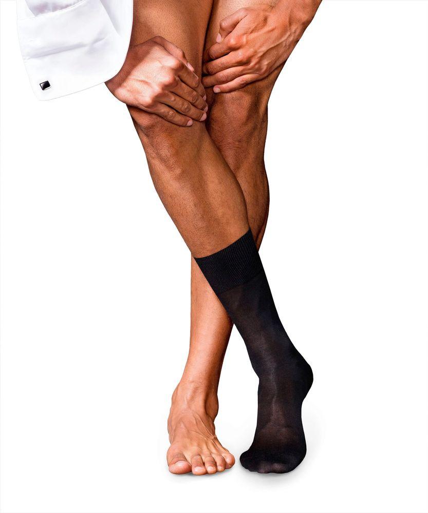 FALKE No. 4 Pure Silk Herren Socken reine Seide #14661 – Bild 1