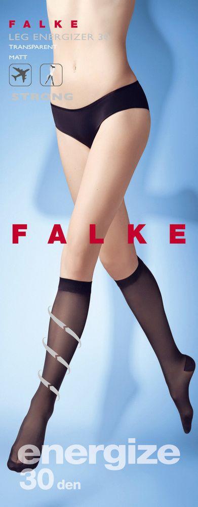 FALKE Leg Energizer 30 den Damen Kniestrümpfe mit Kompression – Bild 1