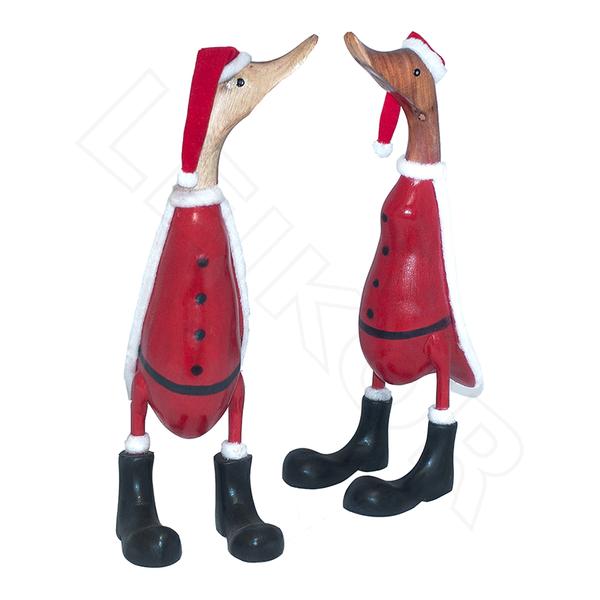 Ente Christmas 40 cm