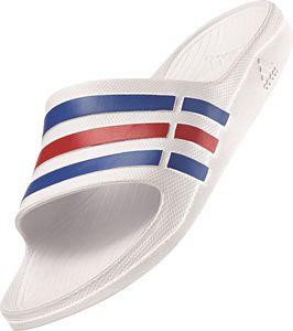 adidas Adilette Duramo Slide Badeschuhe Badelatschen Weiß U43664