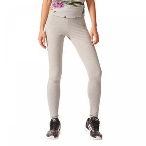 adidas Originals Linear Tight Leggins AJ7655 Hellgrau