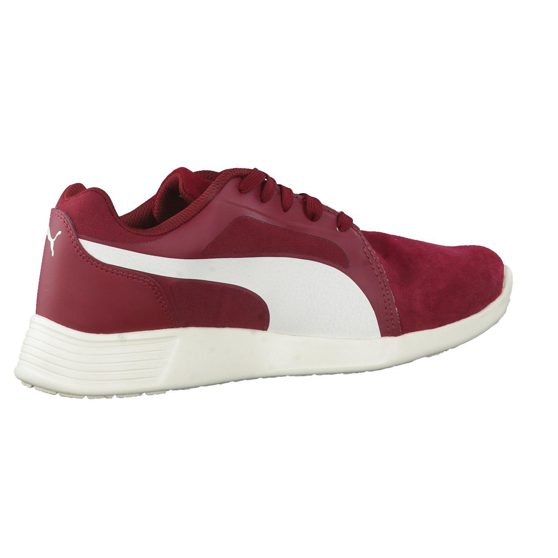 Puma Sneaker ST Trainer Evo SD 360949 04 Cabernet Turnschuhe Joggingschuhe