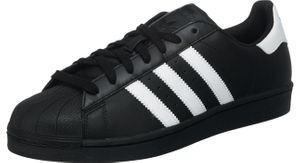adidas SUPERSTAR FOUNDATION B27140 Schwarz / Weiß