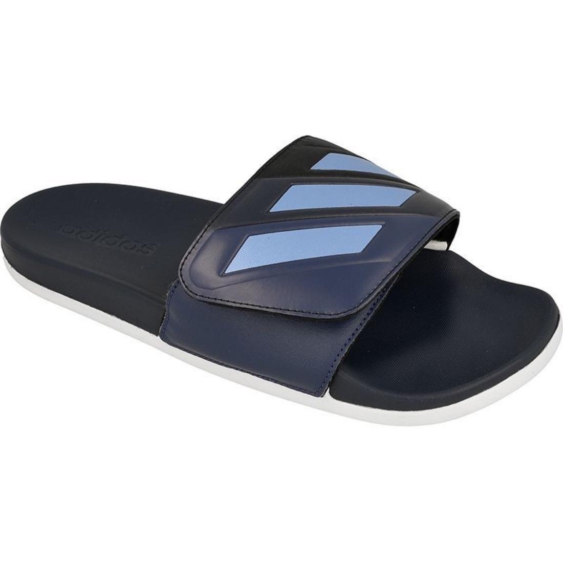 Adidas tongs de piscine sandales de plage adilette cf for Sandale adidas piscine