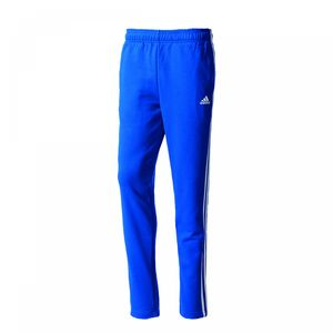 adidas Essentials 3S Tapered French Terry Pant Trainingshose BK7449 collegiate royal