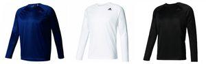 adidas Herren Design 2 Move Tee Long Sleeve  / Langarm T-Shirt