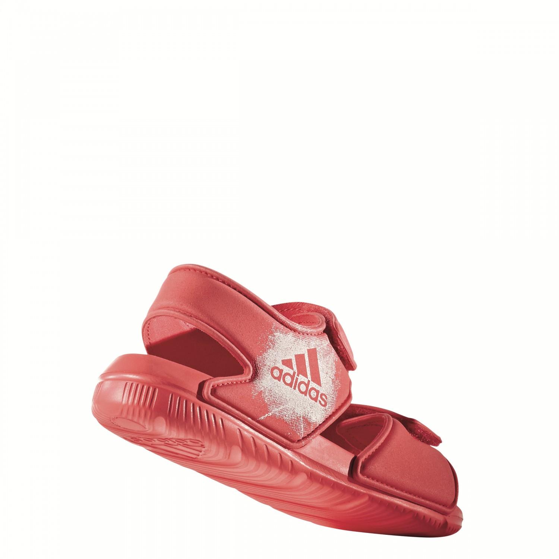 adidas Kinder Wassersandale AltaSwim C Badesandale Wasserschuhe BA7849 Pink, Größe:EUR 33 UK 1 20 cm, Farbe:Pinktöne