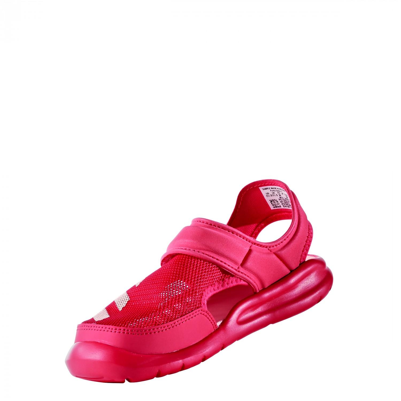 2e2e5c6e22b adidas kids water sandal FortaSwim C water shoes BA9378 bathing sandal pink