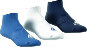 adidas Herren Damen Kinder PERFORMANCE NO-SHOW THIN 3er Pack Sneakersocken 3 Farben S99895