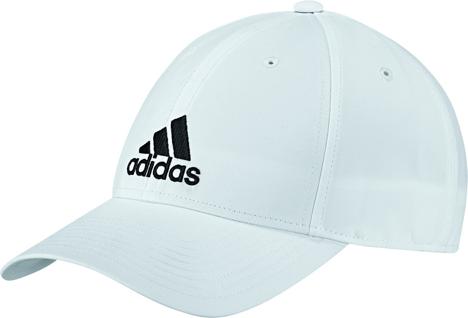 9aff4aaeb01 adidas CLASSIC LIGHTWEIGHT EMBROIDERED   baseball cap kids ladies white