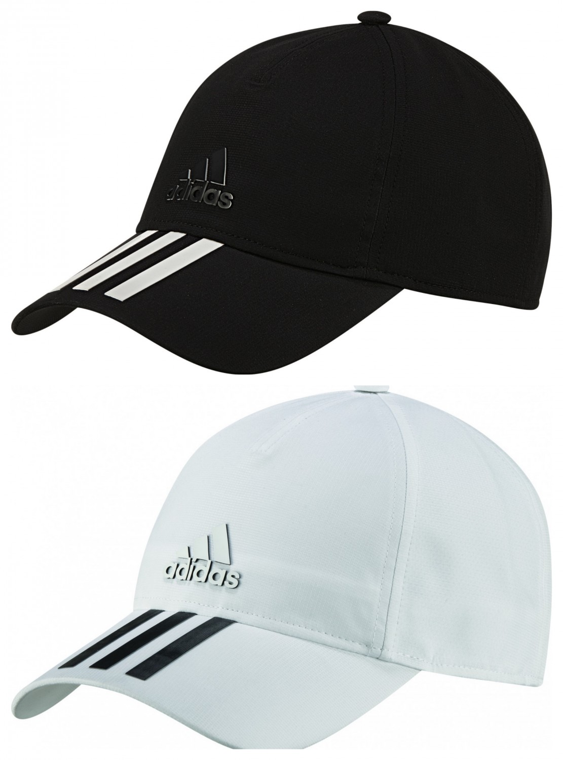 adidas classic six panel climalite 3s cap baseball cap damen kinder herren. Black Bedroom Furniture Sets. Home Design Ideas