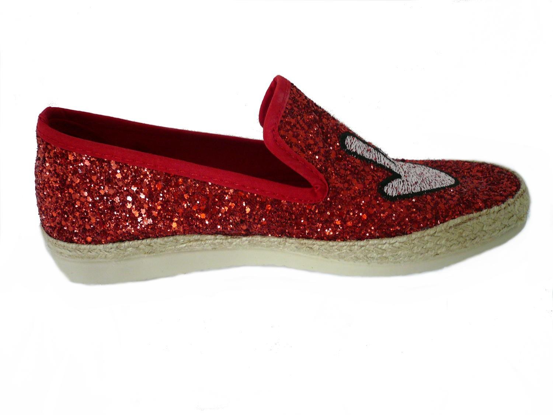 Damen Glitter Slipper ILC I Love Candies Shoes TIeF2jqFDN