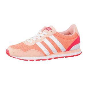 adidas Performance V JOG K JUNIOR SNEAKERS Unisex-Kinder Laufschuhe AW4143